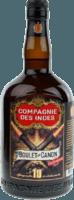 Compagnie des Indes Boulet de Canon 10 rum