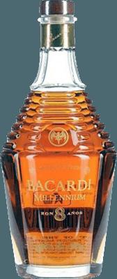 Bacardi Millennium 8-Year rum