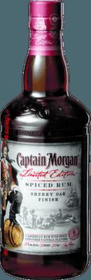 Captain Morgan Limited Edition rum
