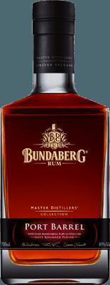 Bundaberg Port Barrel rum