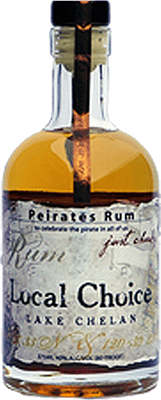 Peirates Local Choice rum