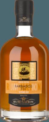 Rum Nation 2004 Barbados 10-Year rum