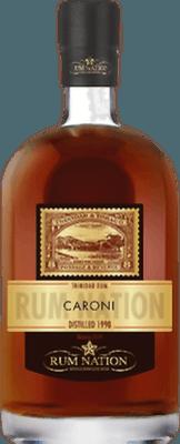 Rum Nation 1998 Caroni rum