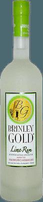 Brinley Gold Lime rum