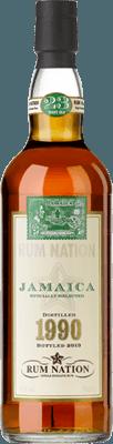 Rum Nation Jamaica Supreme Lord VII 23-Year rum
