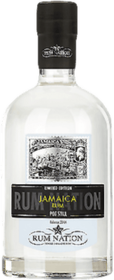 Rum Nation Jamaica White Pot Still rum