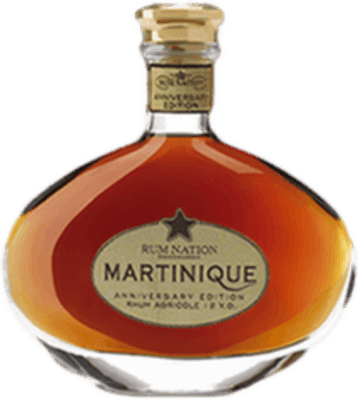 Medium rum nation martinique 12 year anniversary rum orginal 400px