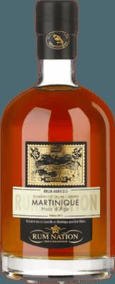 Rum Nation 2013 Martinique Hors d'Age rum