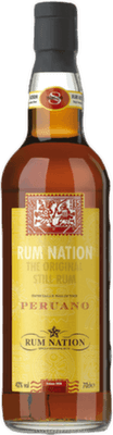 Medium rum nation panama 8 year rum orginal 400px