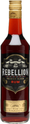 Rebellion Black rum