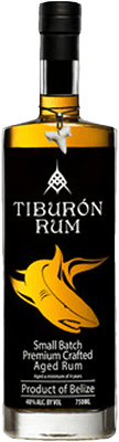 Tiburon Small Batch rum