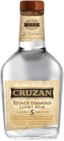 Small cruzan estate diamond light rum orginal a 400px
