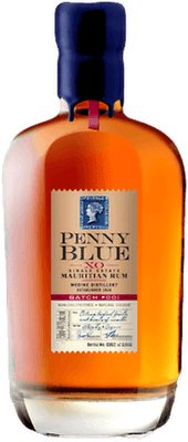Penny Blue XO Batch 001 rum