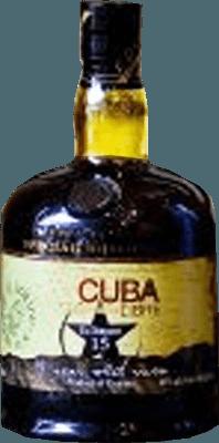 Cuba Libre El Dorado 15-Year rum
