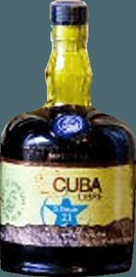 Cuba Libre El Dorado 21-Year rum