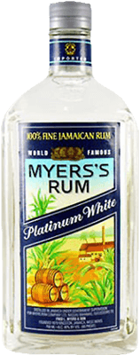 Myers's Platinum White rum