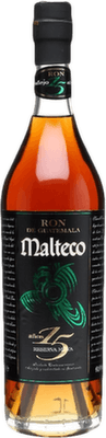 Malteco 15-Year rum