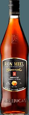 Medium ron miel guanche rum