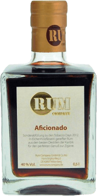 Rum Company Aficionado rum