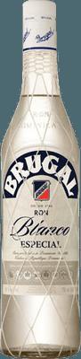 Medium brugal blanco rum