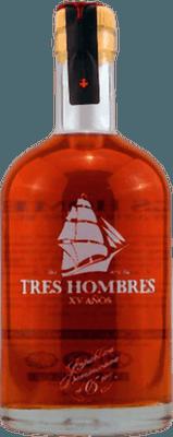 Tres Hombres 2013 Dominican Republic rum