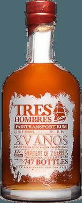 Tres Hombres 2014 La Palma rum