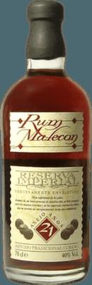 Malecon 21-Year rum