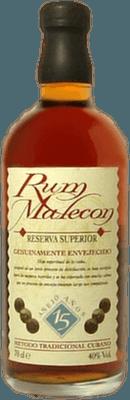 Malecon 15-Year rum