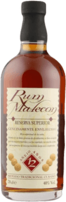 Malecon 12-Year rum