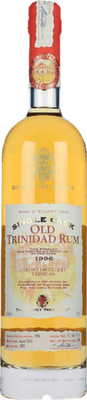 The Secret Treasures 1996 Old Trinidad rum