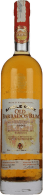 The Secret Treasures 1995 Old Barbados rum