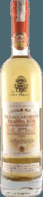 The Secret Treasures Old Aguardiente de Cana de Cuba rum
