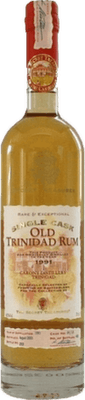 The Secret Treasures 1991 Old Trinidad rum