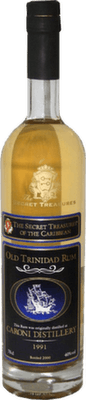 The Secret Treasures 1991 Old Venezuelan rum