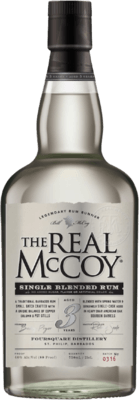 Real McCoy White 3-Year rum