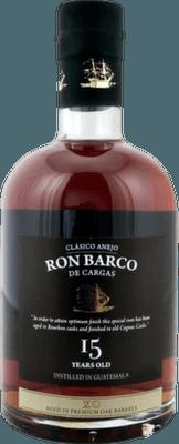 Ron Barco De Cargas 15-Year rum