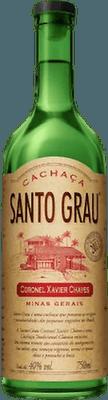 Santo Grau Coronel Xavier Chaves Cachaca rum