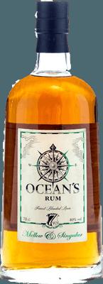 Ocean's Mellow & Singular 7-Year rum