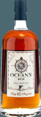 Ocean's Tasty & Singular 7-Year rum