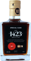 1423 Special Cask 25-Year rum