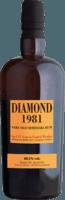 Velier 1981 Diamond rum