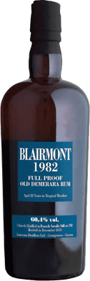 Velier 1982 Blairmont rum