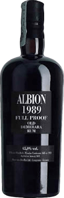 Velier 1989 Albion rum