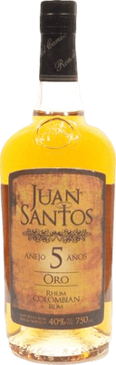 Juan Santos 5-Year rum