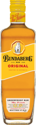 Bundaberg Original UP rum