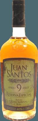 Juan Santos 9-Year rum