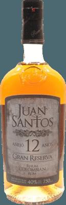 Juan Santos 12-Year rum