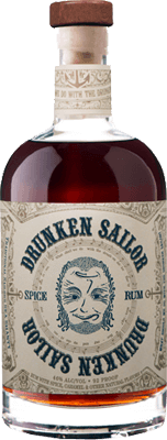 Drunken Sailor Spiced rum