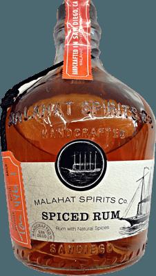 Malahat Spiced rum