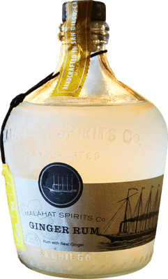 Medium malahat ginger rum 400px b